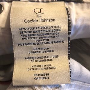 Cookie Johnson Jeans - EUC. CJ by Cookie Johanson Jeans